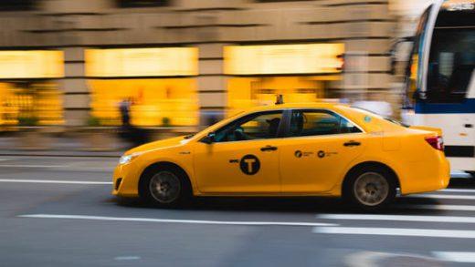Neem een goede taxi